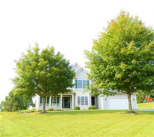 24 Long Branch Drive, Henrietta, NY 14467 (MLS #R1295022) :: Lore Real Estate Services