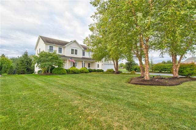 12 Carrie Marie Lane, Parma, NY 14468 (MLS #R1295044) :: Lore Real Estate Services
