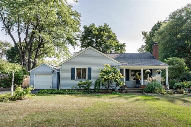 223 Winfield Road, Irondequoit, NY 14622 (MLS #R1295074) :: Robert PiazzaPalotto Sold Team