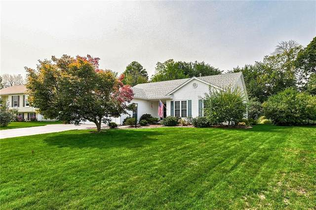 1093 Fawn Wood Drive, Webster, NY 14580 (MLS #R1295103) :: Robert PiazzaPalotto Sold Team