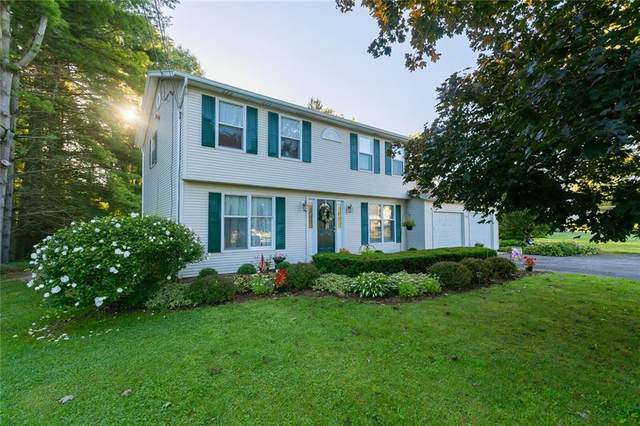 2060 Harris Road Es, Penfield, NY 14526 (MLS #R1295120) :: Robert PiazzaPalotto Sold Team