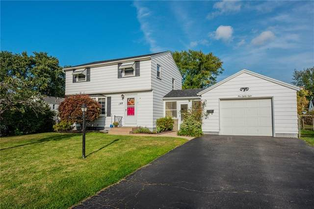 188 Vinedale Avenue, Irondequoit, NY 14622 (MLS #R1295213) :: Robert PiazzaPalotto Sold Team