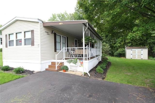 4795 E Lake Rd #27, Livonia, NY 14487 (MLS #R1295215) :: Lore Real Estate Services