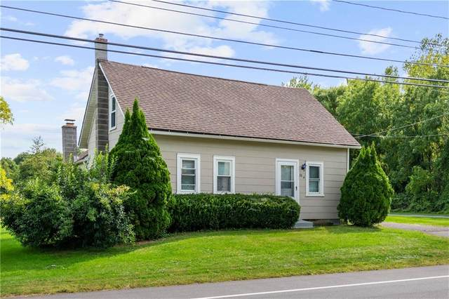 384 Phillips Road, Webster, NY 14580 (MLS #R1295251) :: Robert PiazzaPalotto Sold Team