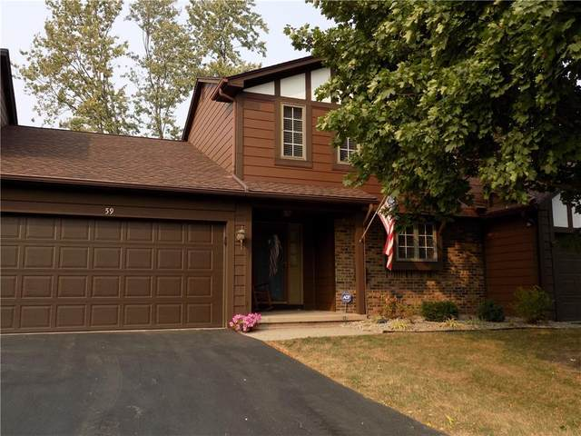 59 Cambridge Court, Perinton, NY 14450 (MLS #R1295427) :: Lore Real Estate Services