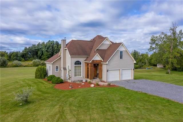 5310 Federal Rd, Conesus, NY 14435 (MLS #R1295457) :: Lore Real Estate Services