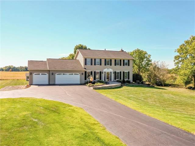 617 Chambers Street, Ogden, NY 14559 (MLS #R1295523) :: Robert PiazzaPalotto Sold Team