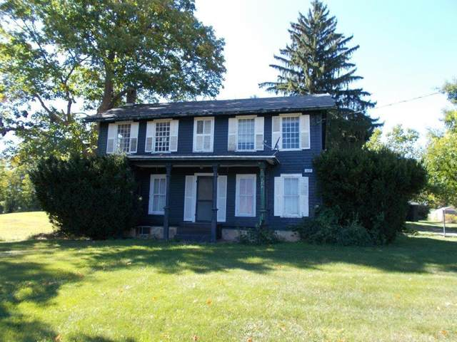 4612 York Road, Leicester, NY 14481 (MLS #R1295670) :: Robert PiazzaPalotto Sold Team
