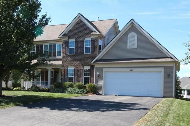114 Chesapeake Landing, Henrietta, NY 14586 (MLS #R1295732) :: Lore Real Estate Services