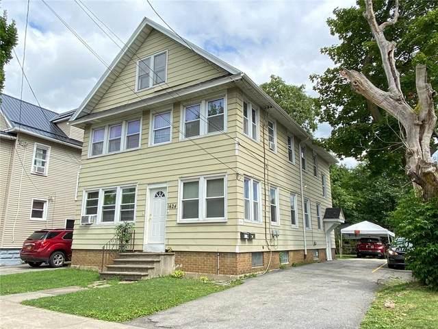 1624 N Goodman Street, Rochester, NY 14609 (MLS #R1295741) :: Robert PiazzaPalotto Sold Team