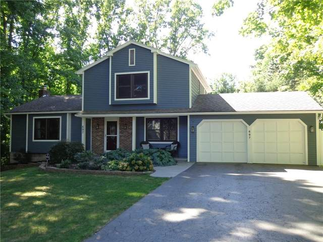 697 Ashdon Circle, Webster, NY 14580 (MLS #R1295758) :: Lore Real Estate Services