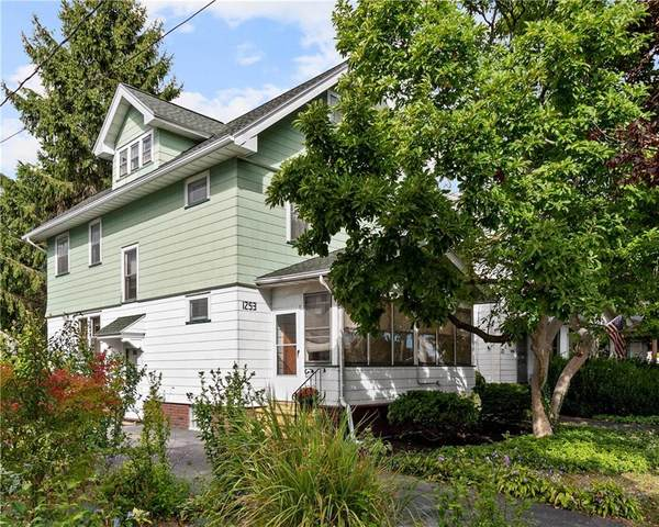 1253 Hudson Avenue, Rochester, NY 14621 (MLS #R1295770) :: Lore Real Estate Services