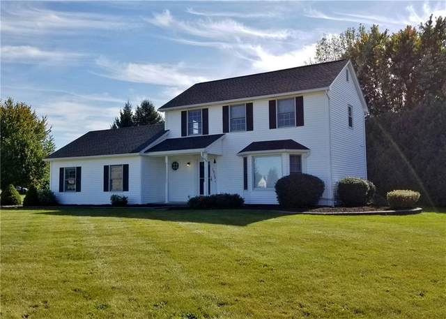 1313 Akers Mill Rise, Webster, NY 14580 (MLS #R1295778) :: Robert PiazzaPalotto Sold Team