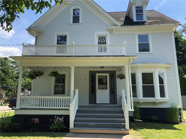 74 W Main Street, Mendon, NY 14472 (MLS #R1295780) :: Lore Real Estate Services