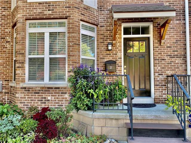 21 N Plymouth Avenue, Rochester, NY 14614 (MLS #R1295794) :: Lore Real Estate Services