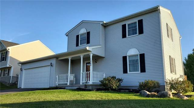1469 Sunrise Drive, Walworth, NY 14568 (MLS #R1295804) :: 716 Realty Group