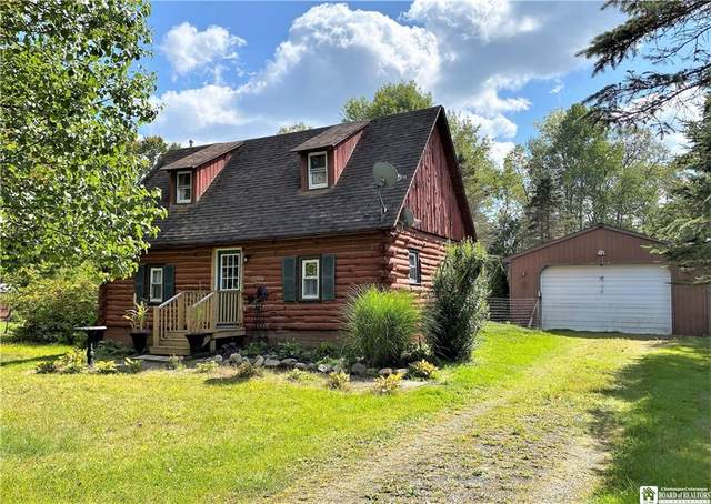 5899 Snug Harbor Road, Chautauqua, NY 14757 (MLS #R1295864) :: Lore Real Estate Services