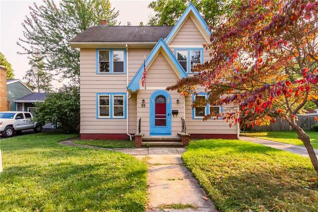 55 Barry Road, Irondequoit, NY 14617 (MLS #R1295901) :: Lore Real Estate Services