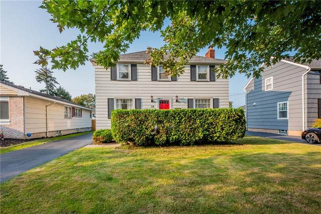 118 Yorkshire Road, Irondequoit, NY 14609 (MLS #R1295938) :: Lore Real Estate Services