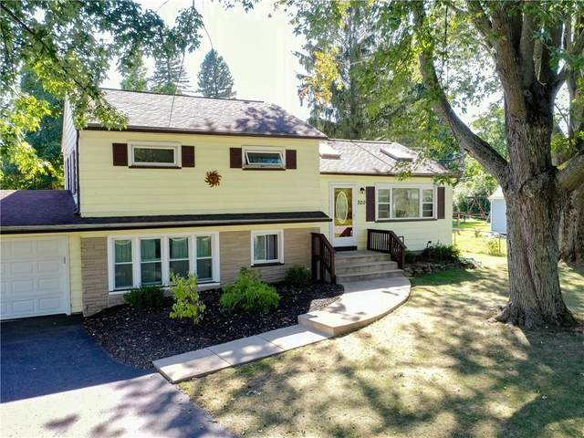 320 Whittier Road, Ogden, NY 14559 (MLS #R1295947) :: Robert PiazzaPalotto Sold Team