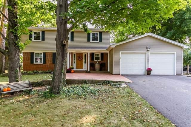 6151 Hunters Drive, Farmington, NY 14425 (MLS #R1295962) :: Lore Real Estate Services