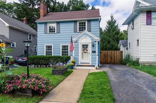 126 Catalpa Road, Irondequoit, NY 14617 (MLS #R1295967) :: Lore Real Estate Services