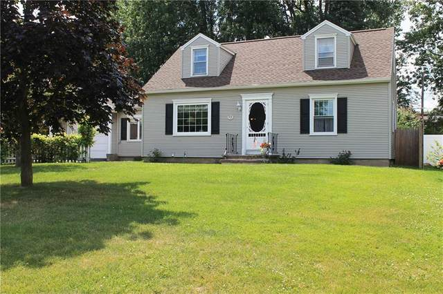 87 Pepperidge Drive, Greece, NY 14626 (MLS #R1295972) :: Lore Real Estate Services