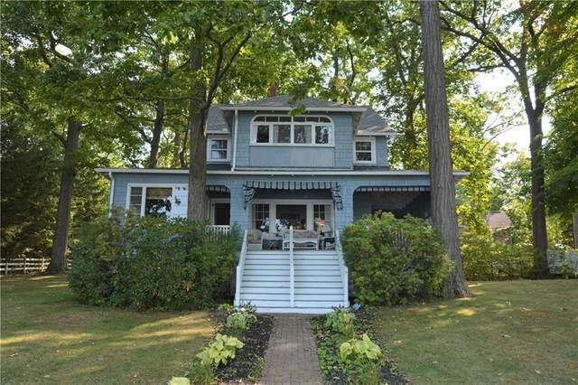 3942 Lakeside Avenue, Castile, NY 14427 (MLS #R1296009) :: Lore Real Estate Services