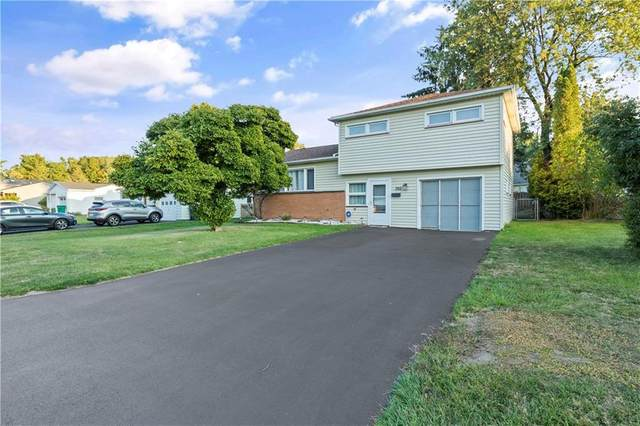 292 Norcrest Drive, Irondequoit, NY 14617 (MLS #R1296042) :: Lore Real Estate Services