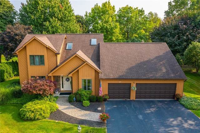 27 Glen Valley Drive, Penfield, NY 14526 (MLS #R1296077) :: Lore Real Estate Services