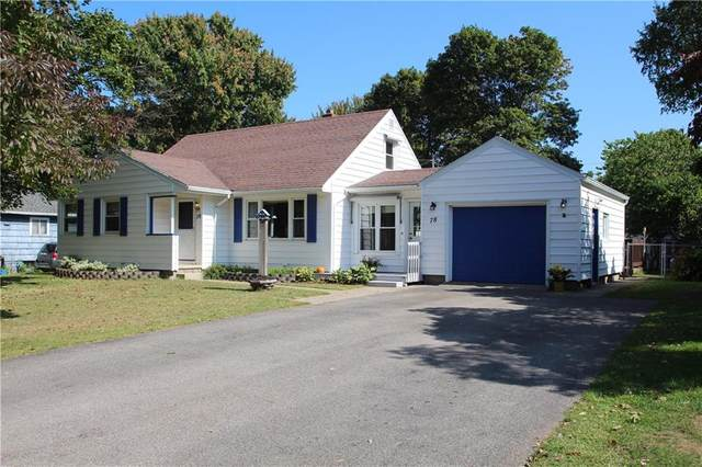 78 Willowbrook Road, Greece, NY 14616 (MLS #R1296087) :: Lore Real Estate Services