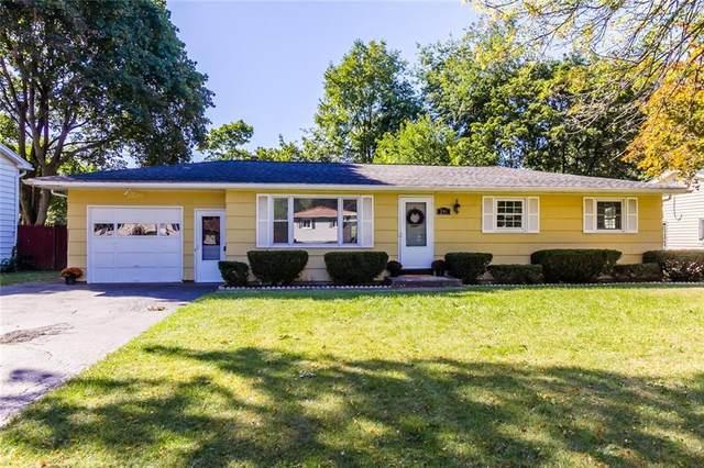 290 Mount Ridge Circle, Greece, NY 14616 (MLS #R1296108) :: Lore Real Estate Services