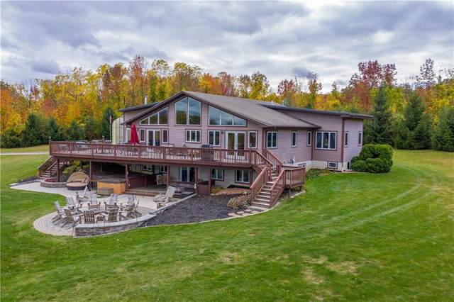 4315 Redmond Road, West Sparta, NY 14437 (MLS #R1296114) :: BridgeView Real Estate Services
