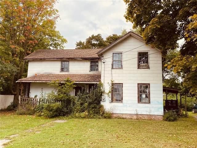 2956 Orleans Road, Seneca, NY 14432 (MLS #R1296133) :: Lore Real Estate Services
