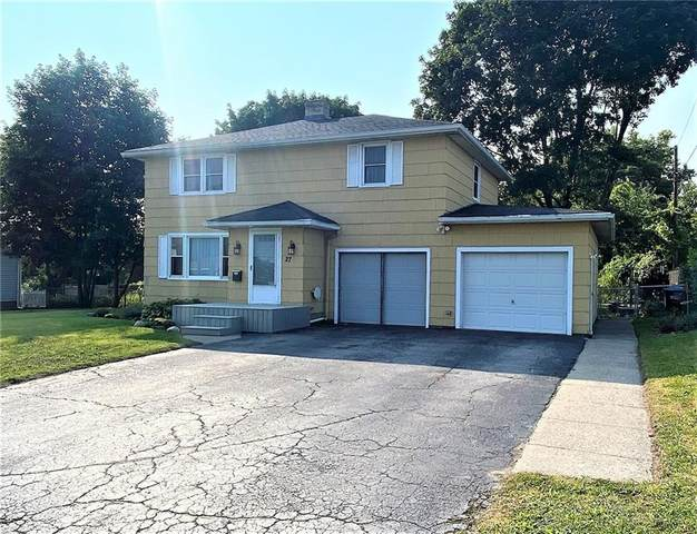 27 Shelmont Drive, Irondequoit, NY 14621 (MLS #R1296182) :: Lore Real Estate Services