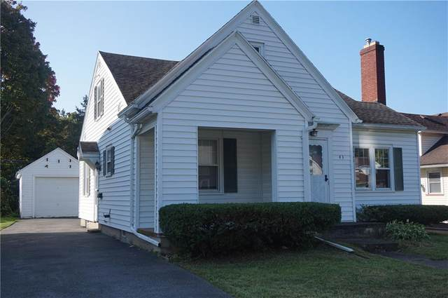 43 Redfern Drive, Rochester, NY 14620 (MLS #R1296242) :: Lore Real Estate Services