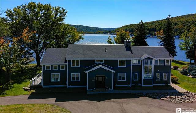 337 N Shore Road, Cuba, NY 14727 (MLS #R1296277) :: Lore Real Estate Services