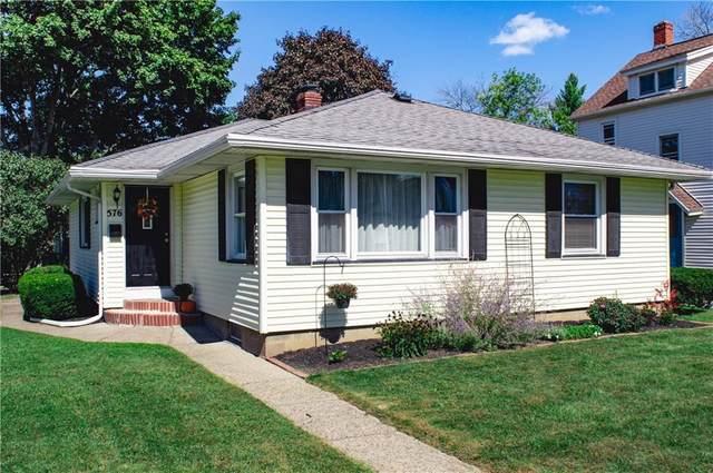 576 Laurelton Road, Irondequoit, NY 14609 (MLS #R1296360) :: Lore Real Estate Services