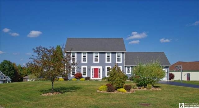 962 Pewter Rock, Busti, NY 14750 (MLS #R1296484) :: BridgeView Real Estate Services