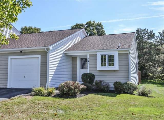 741 Levelle Court Pvt, Webster, NY 14580 (MLS #R1296608) :: Lore Real Estate Services