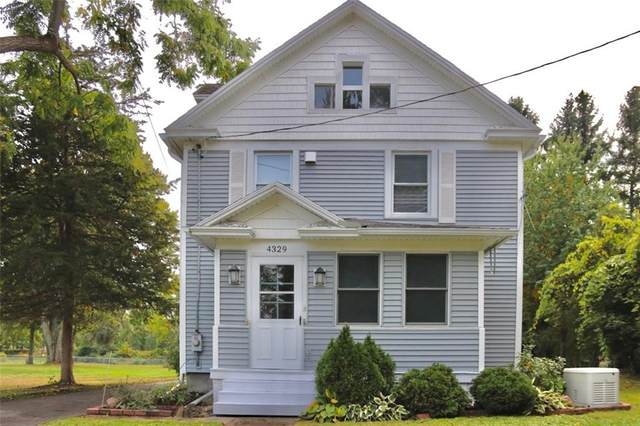 4329 Canal Road, Ogden, NY 14559 (MLS #R1296826) :: Robert PiazzaPalotto Sold Team
