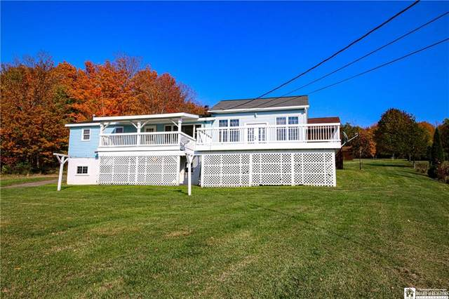119 Water Street, Carroll, NY 14738 (MLS #R1297277) :: Robert PiazzaPalotto Sold Team