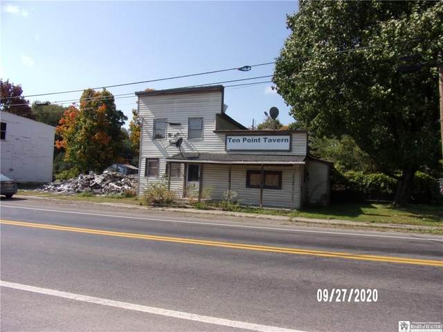 5523 Route 62, Ellington, NY 14726 (MLS #R1297560) :: Thousand Islands Realty