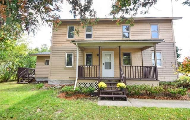 3868 Buffalo Street, Marion, NY 14505 (MLS #R1297610) :: MyTown Realty