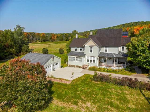 7661 Tuttle Road, Prattsburgh, NY 14873 (MLS #R1297623) :: MyTown Realty