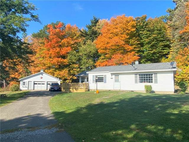 5739 Lent Hill Road, Cohocton, NY 14826 (MLS #R1297644) :: TLC Real Estate LLC