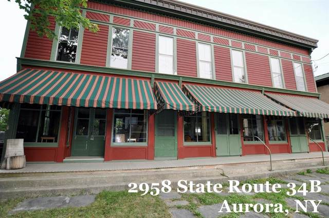 2958 State Route 34B, Scipio, NY 13026 (MLS #R1297837) :: BridgeView Real Estate Services