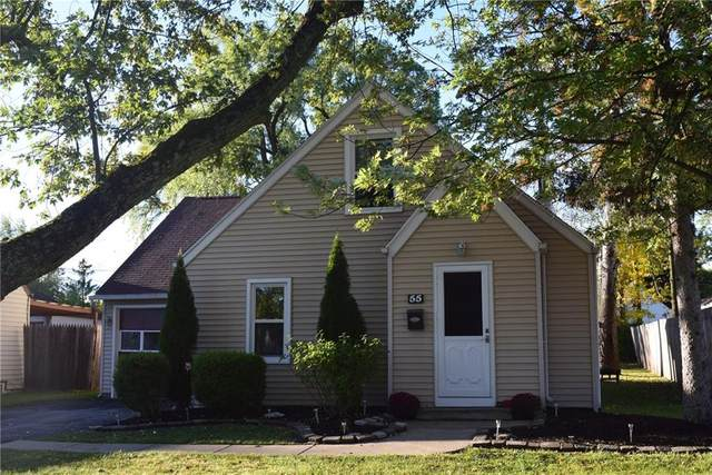 55 Spruce Road, Amherst, NY 14226 (MLS #R1297887) :: Thousand Islands Realty