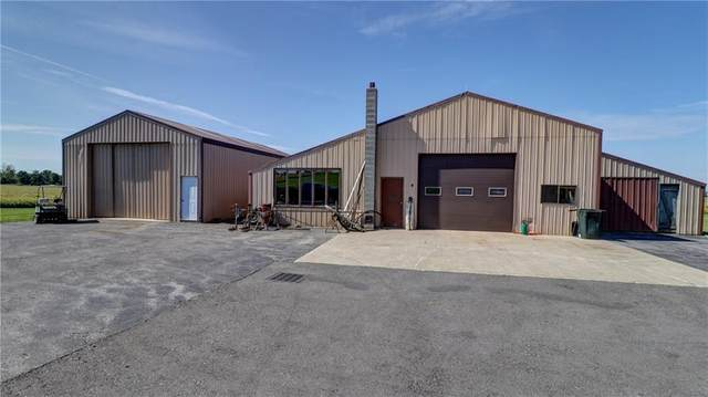 1568 Number One Road, Springport, NY 13160 (MLS #R1298051) :: Thousand Islands Realty