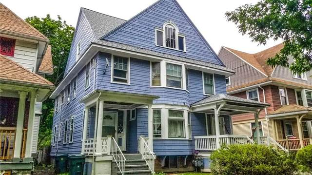 214 Kenwood Avenue, Rochester, NY 14611 (MLS #R1298070) :: Thousand Islands Realty